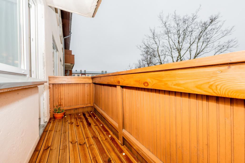 Korteri rõdu renoveerimine Tallinnas